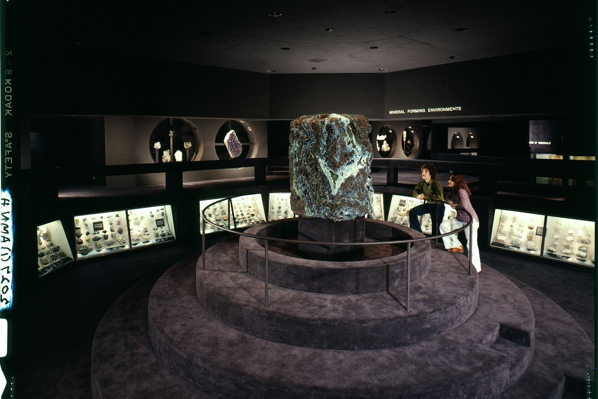 Museum Of Natural History Gems And Minerals Closing