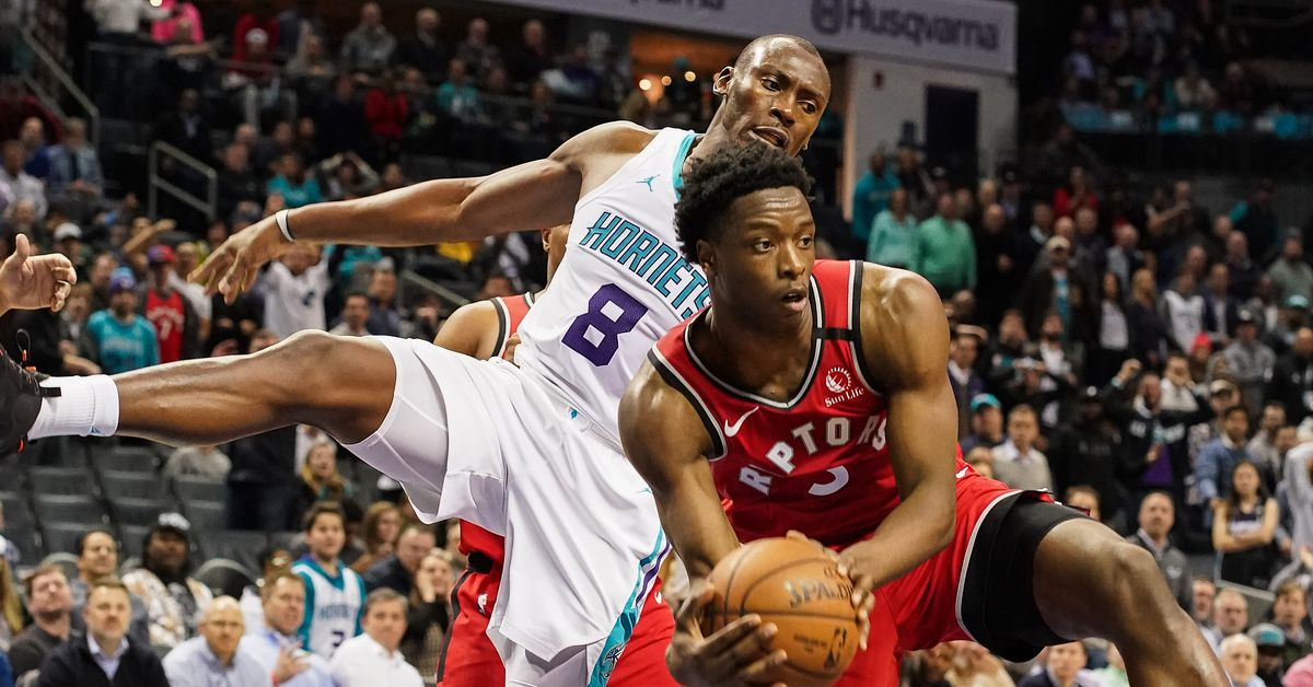 Game Thread: Raptors vs. Hornets updates, TV info & more