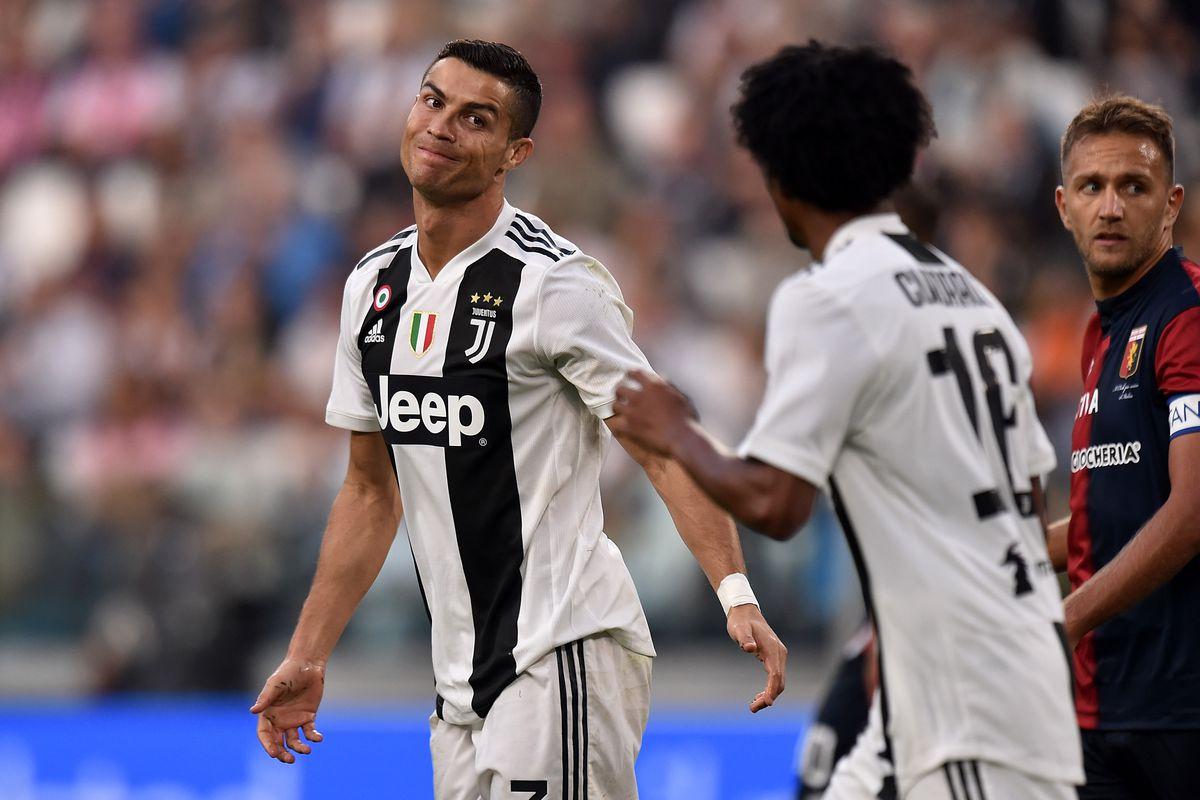 Cristiano Ronaldo - Juventus - UEFA Champions League