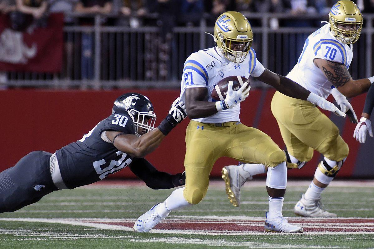 NCAA Football: UCLA at Washington State