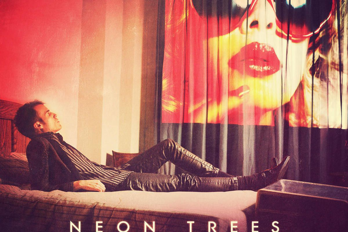 """In this book cover image released by Mercury Records, the latest release by Neon Trees """"Picture Show,"""" is shown."""