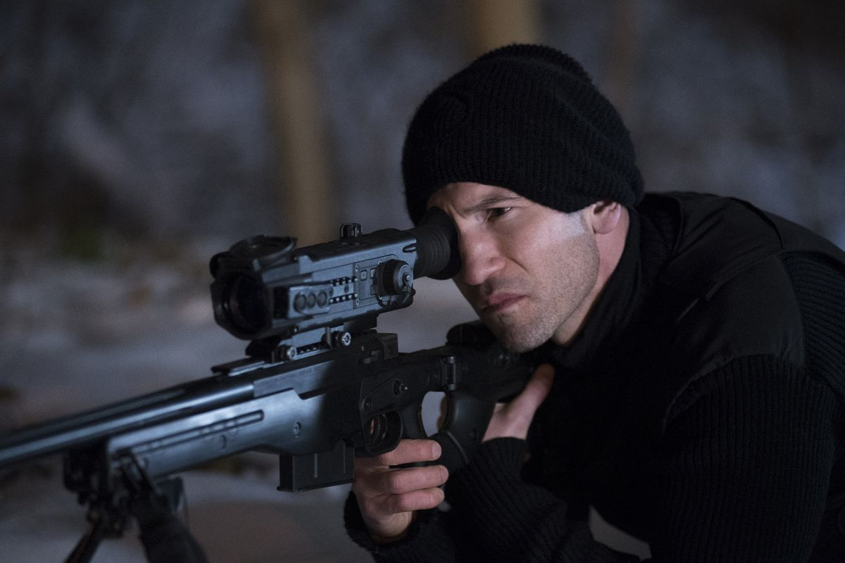 0c6f5131e97 Netflix releases first Punisher season two teaser - The Verge