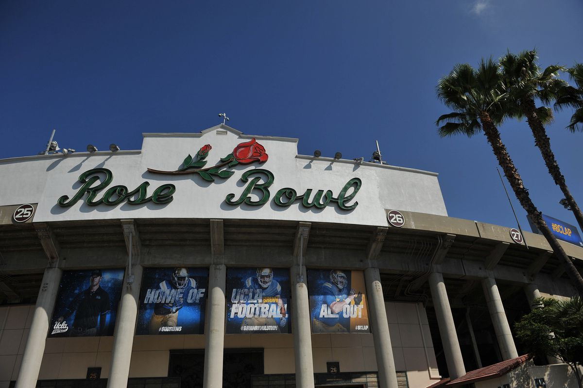 ASU comes to the Rosebowl to play UCLA