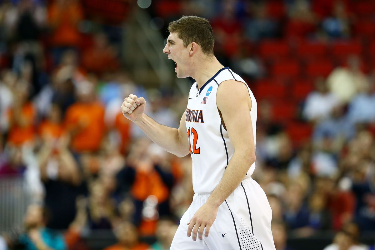 Joe Harris would be an excellent target of the Grizzlies' D-League affiliate, the Iowa Energy