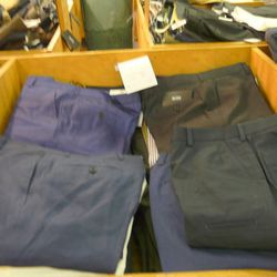 Boss trousers, starting at $139