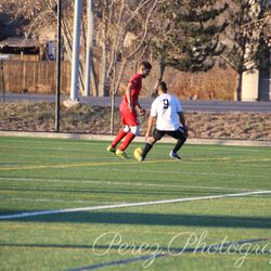Action from Indios-FC Denver US Open Cup qualifying.