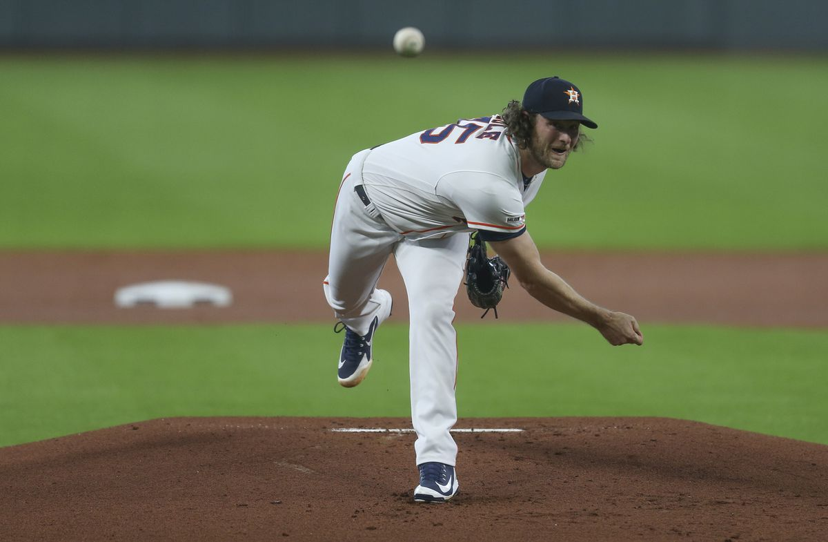 Gerrit Cole's dominance has been unmatched in the American League in 2019...even by his Hall of Fame-bound teammate
