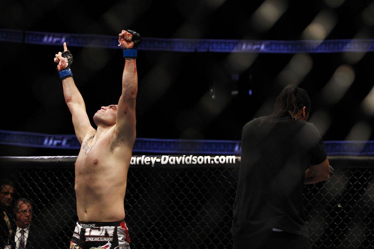 Cain Velasquez makes his return at the UFC 188 main event Saturday night.