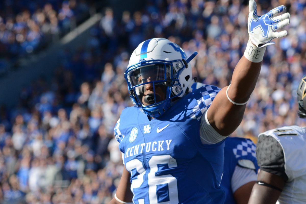 Kentucky Wildcats Football vs  Penn State Nittany Lions