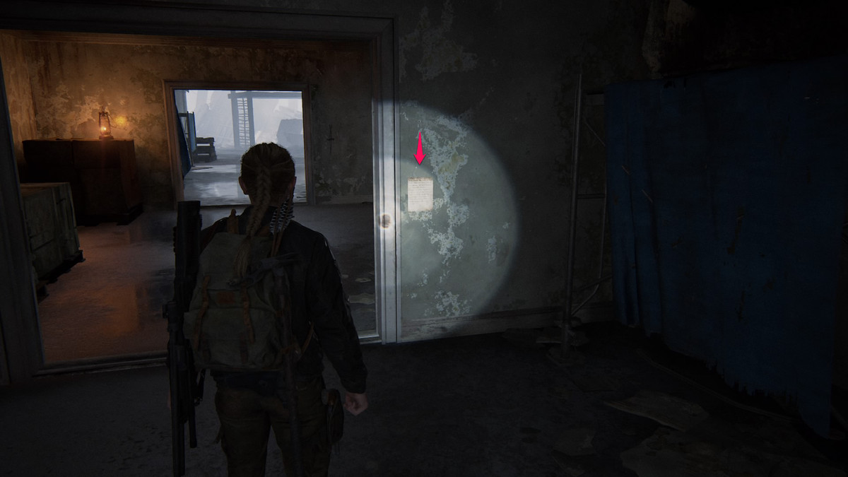 The Last of Us Part 2 Seattle Day 2 Abby The Shortcut Seraphite Orders Artifact