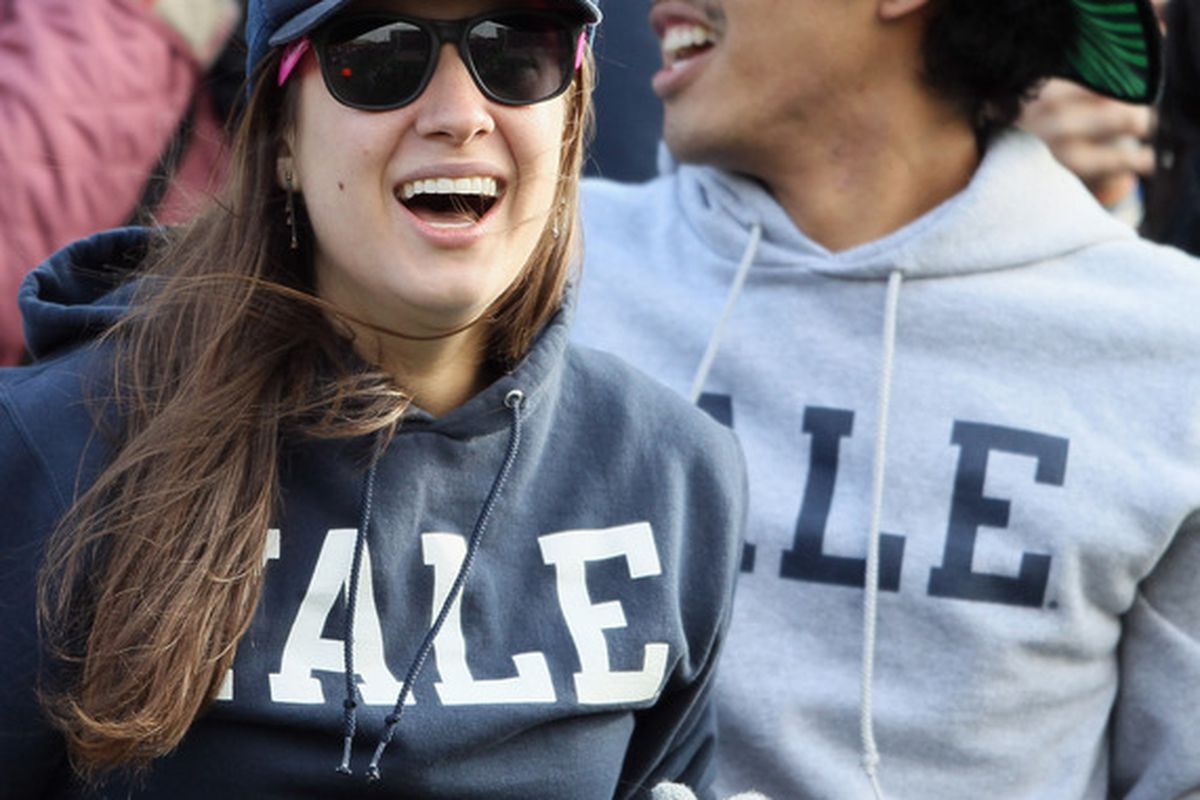 """Harvard and Yale do battle in """"The Game"""" for the 128th time today."""