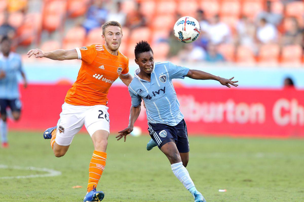 MLS: U.S. Open Cup-Sporting KC at Houston Dynamo