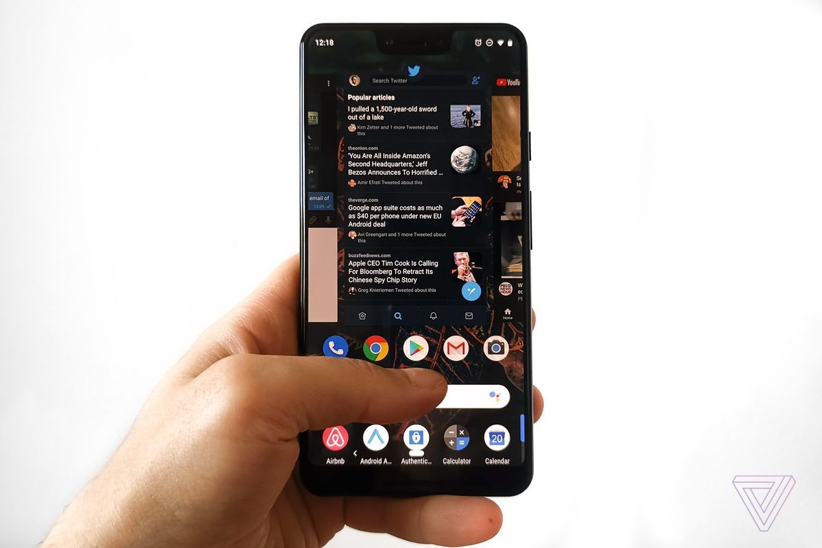 Google confirms dark mode is a huge help for battery life on
