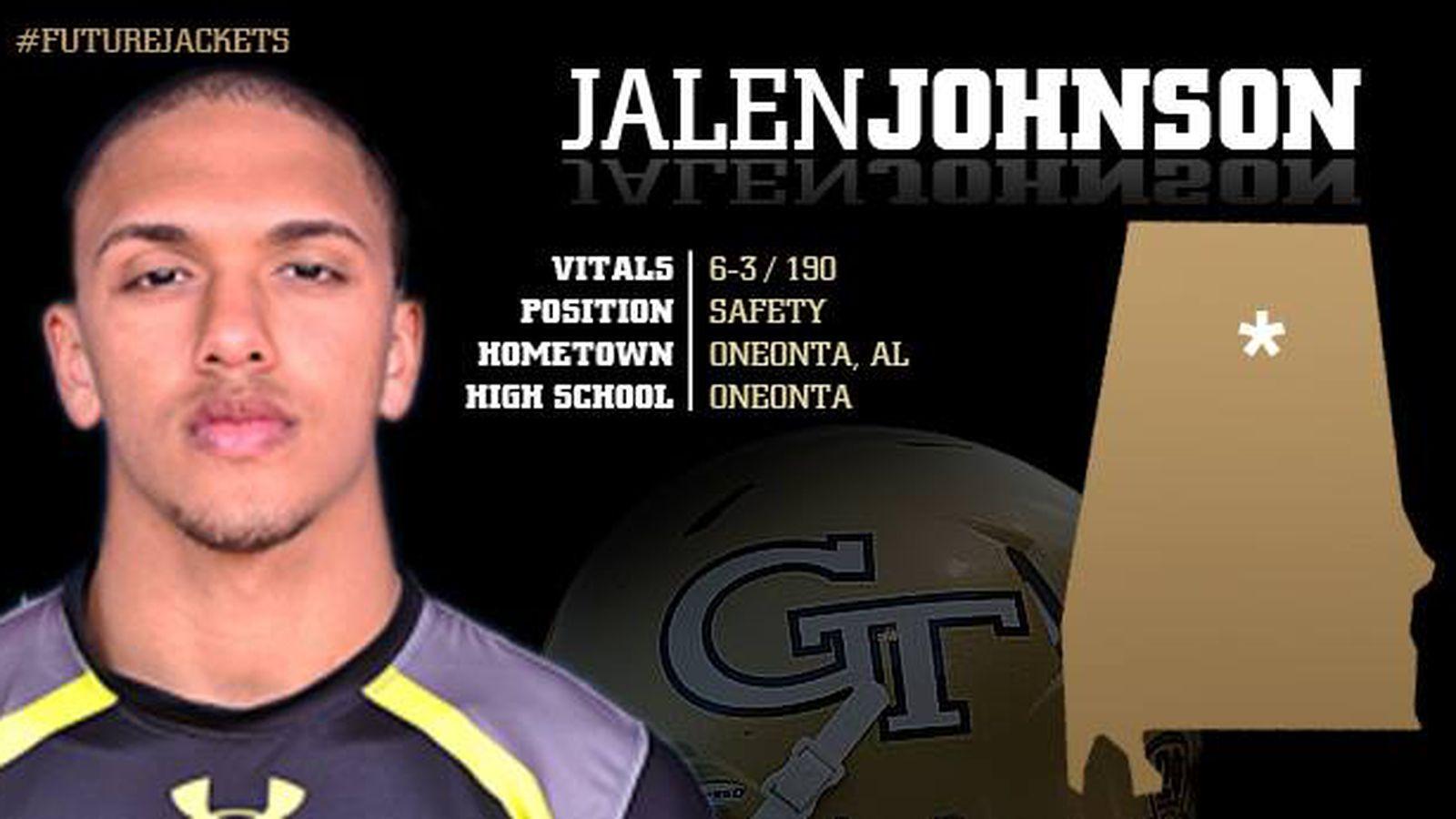Georgia Tech Yellow Jackets Recruiting: Meet Jalen Johnson ...