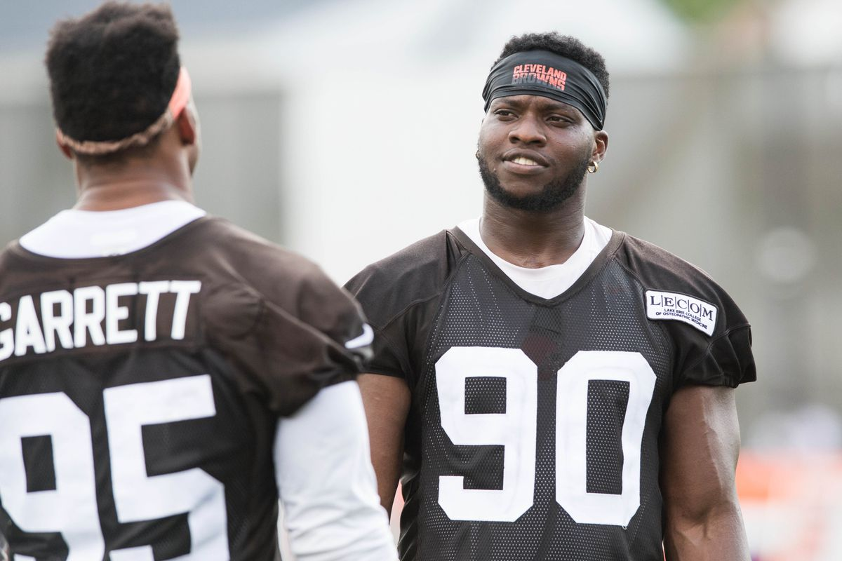 Emmanuel Ogbah: Cleveland Browns: Emmanuel Ogbah To Miss Sunday's Game