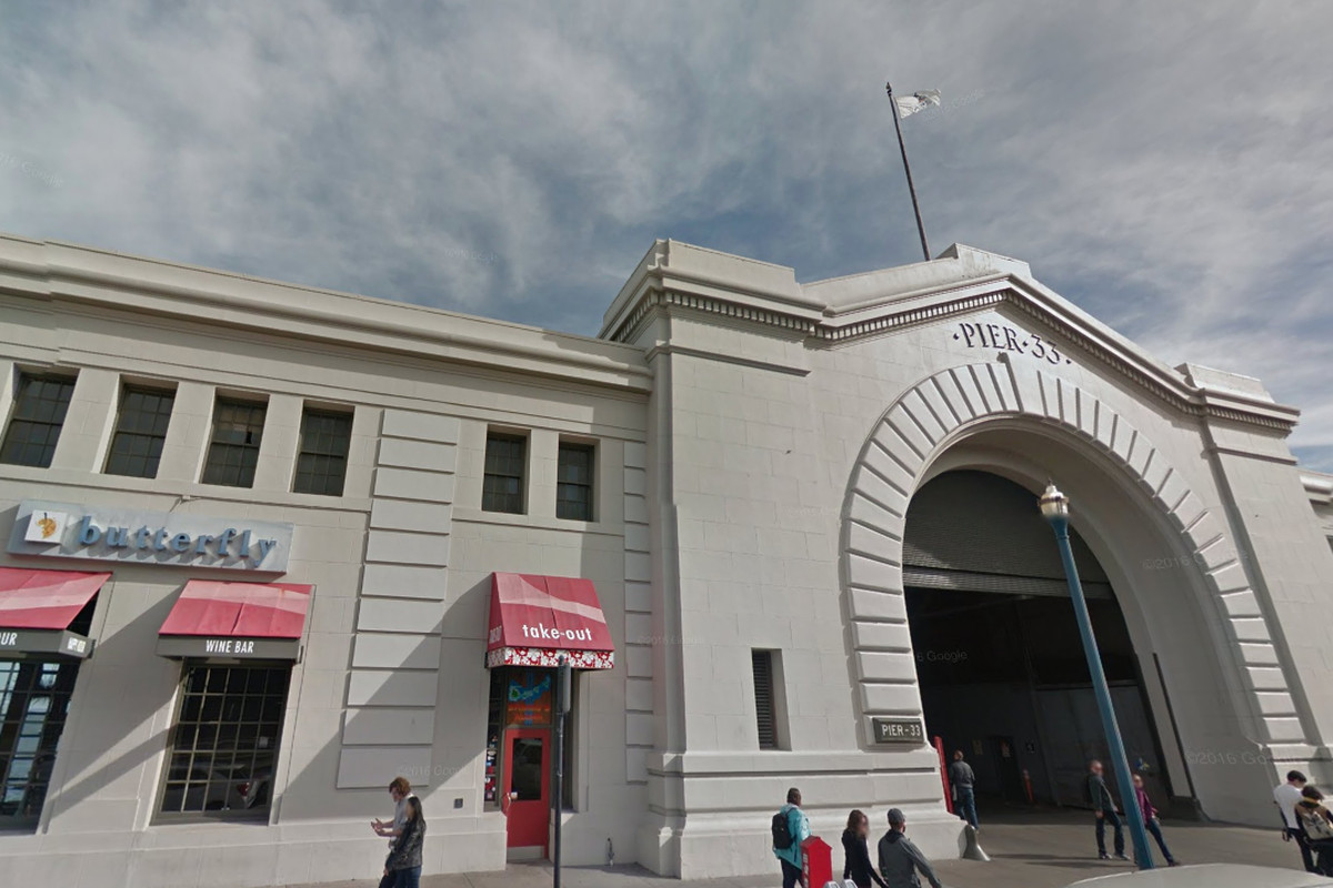 Puertosf Seeks To Land At Pier 33 1 2