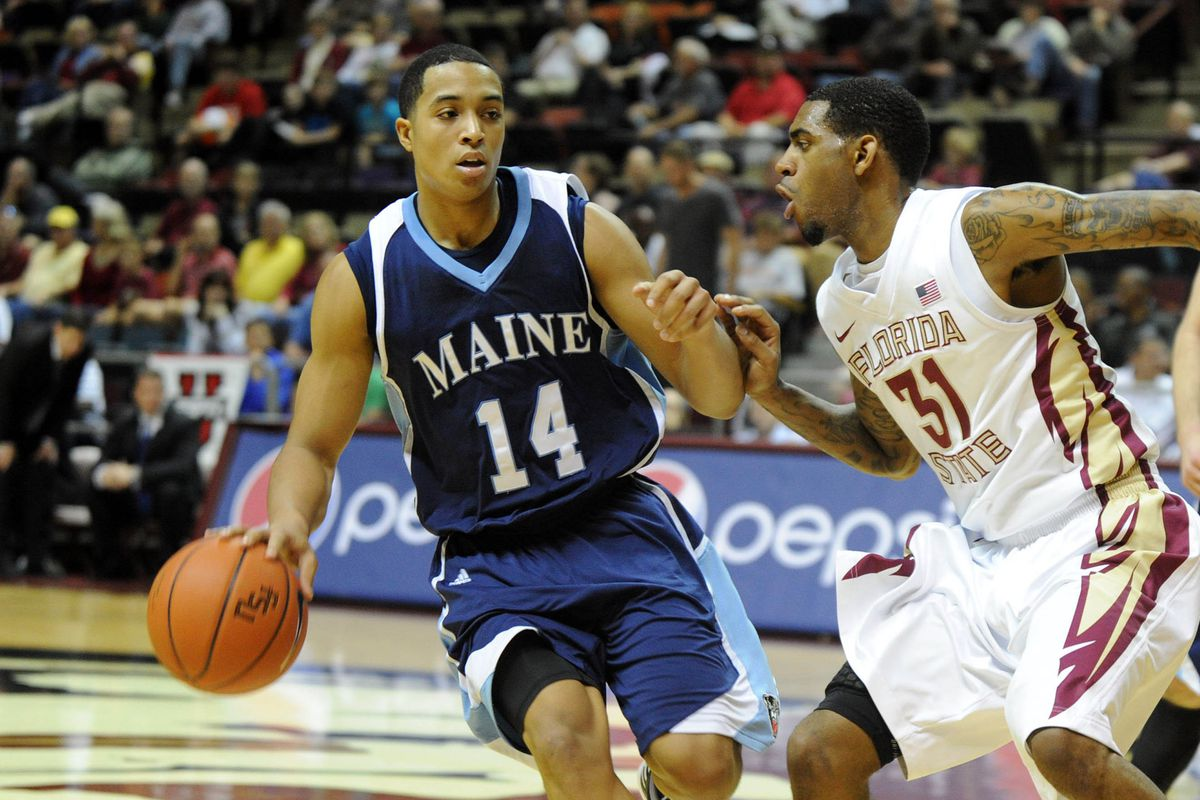 Justin Edwards should be heavily recruited this summer after announcing he's transferring from Maine ...