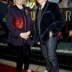 Gail Greene, Simon Doonan.