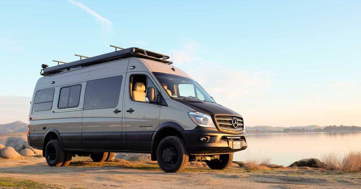 Buying a camper van just got easier with new website
