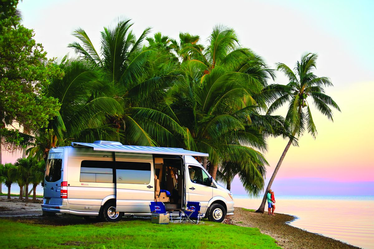 The New Tommy Bahama Themed Travel Coach By Airstream All Photos Courtesy Of