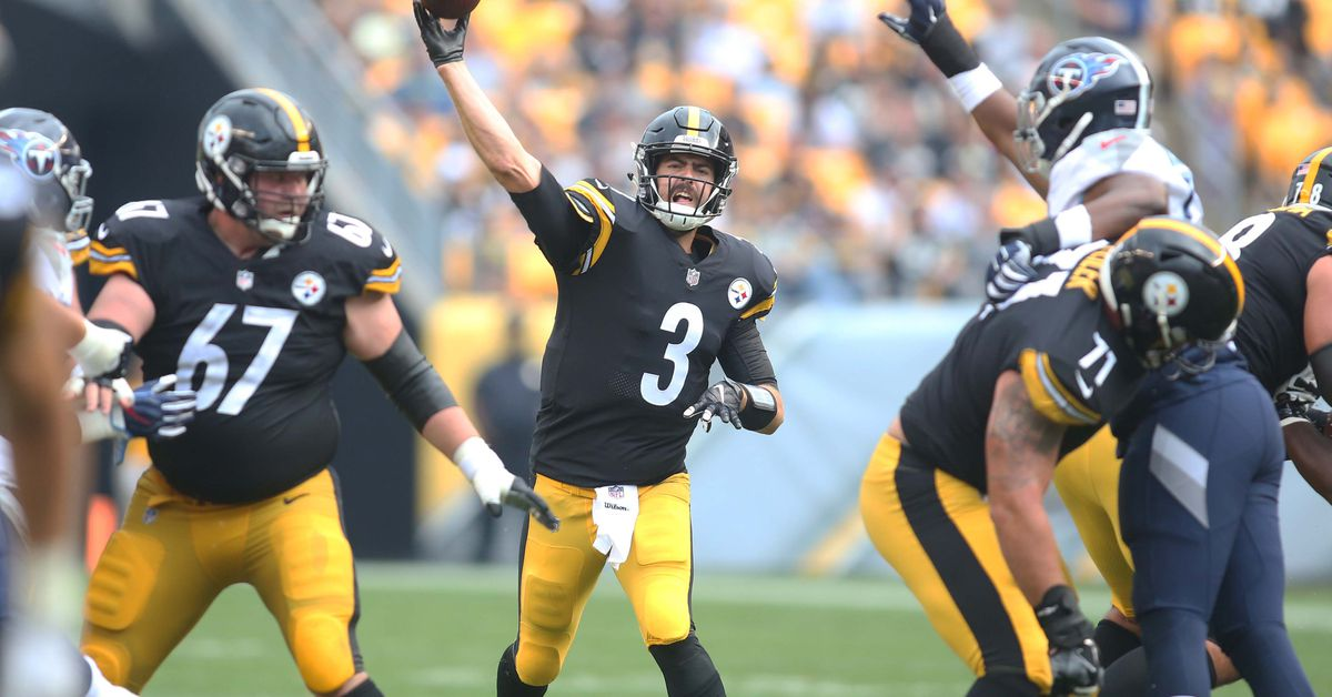 Landry Jones highlights the Steelers cuts to reach the 53 ...Steelers Roster