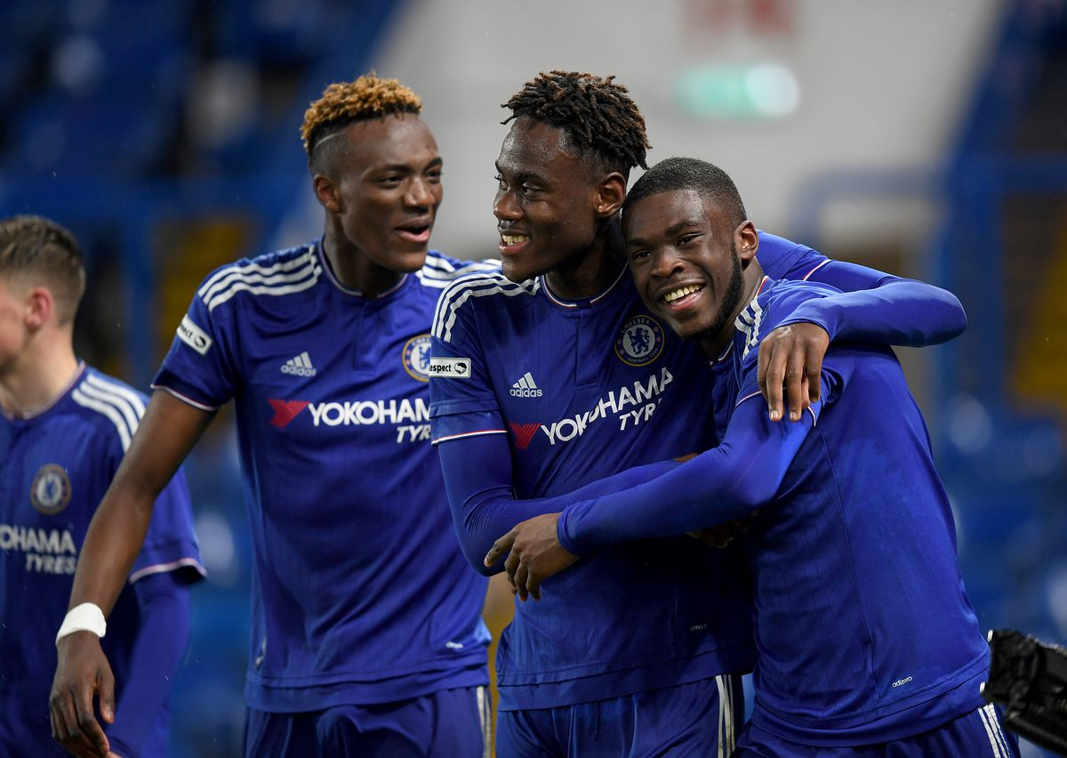 Chelsea v Manchester City - FA Youth Cup Final - Second Leg - Stamford Bridge