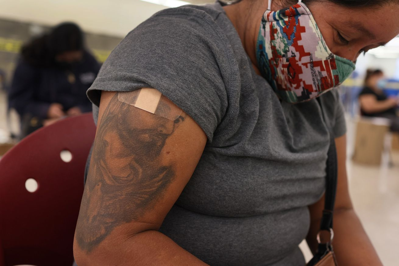 Florida Vaccination Effort Aims To Vaccinate Migrant Workers
