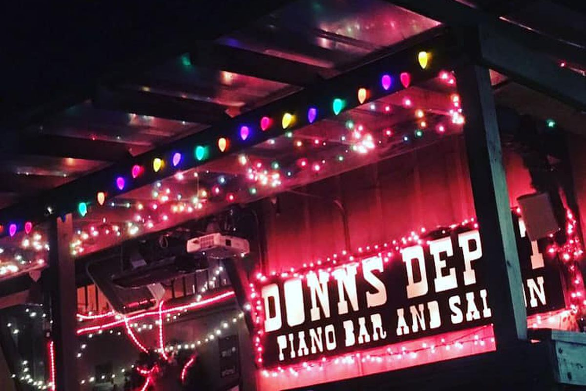 """The folks behind Donn's Depot are brainstorming """"ways to keep the business afloat"""""""