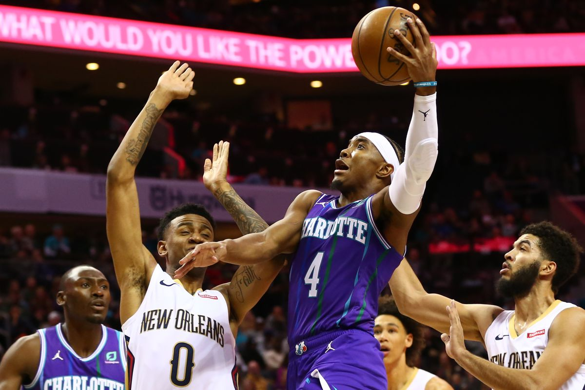 Recap: Charlotte Hornets can't close out Pelicans, lose 115-110 - At The  Hive