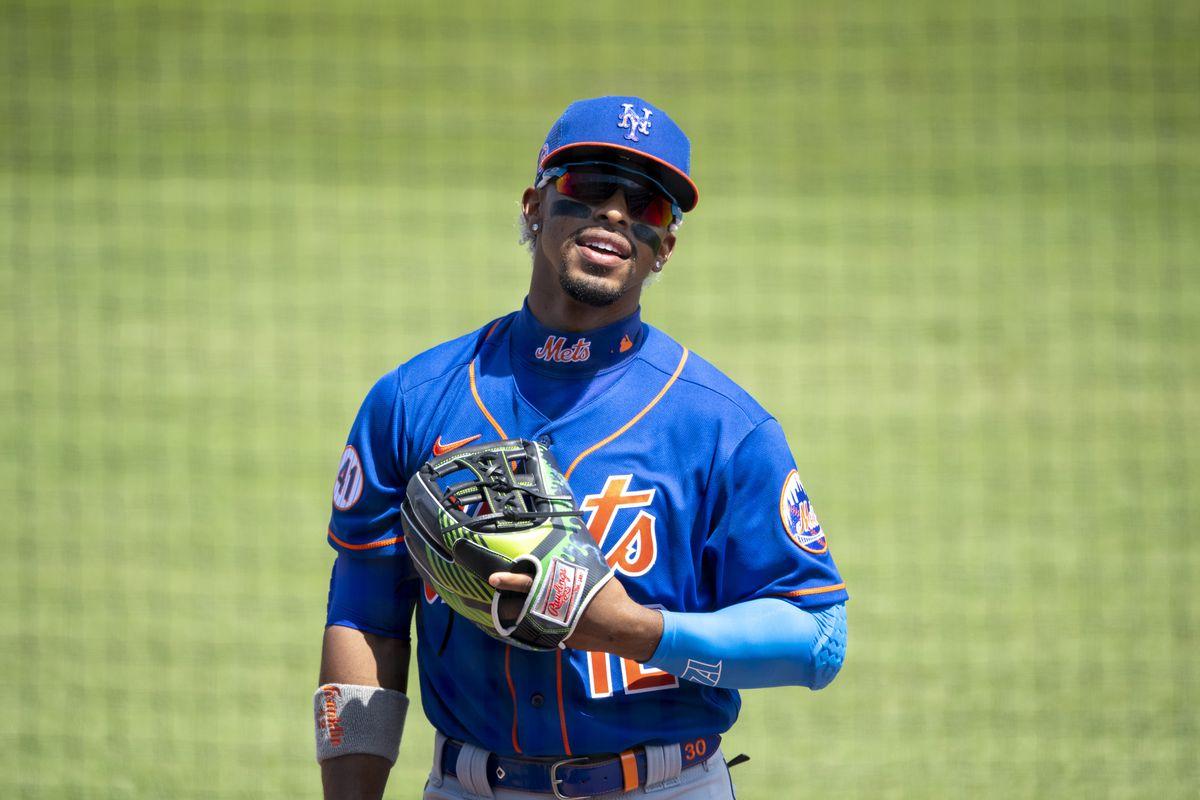 MLB: MAR 21 Spring Training - Mets at Nationals