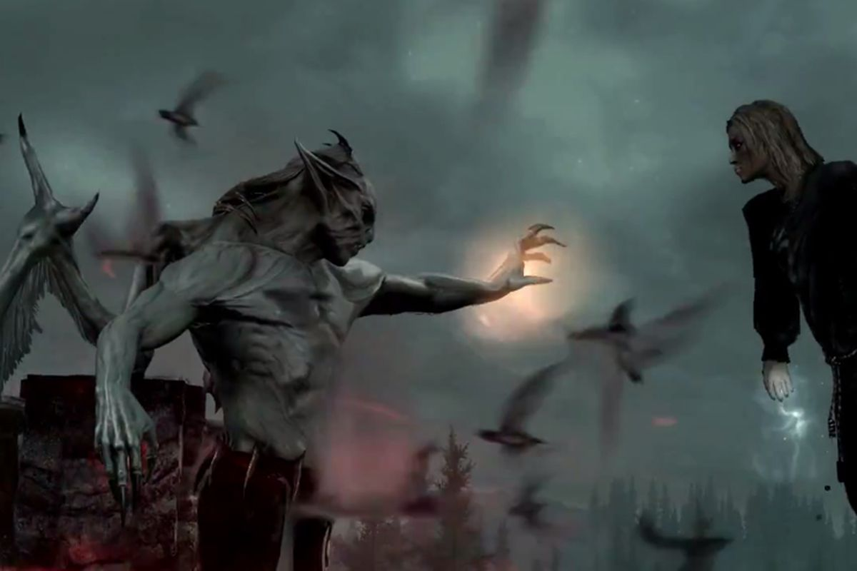 dawnguard vamp