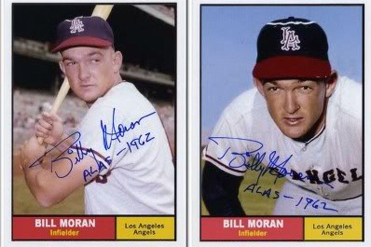 BILLY MORAN
