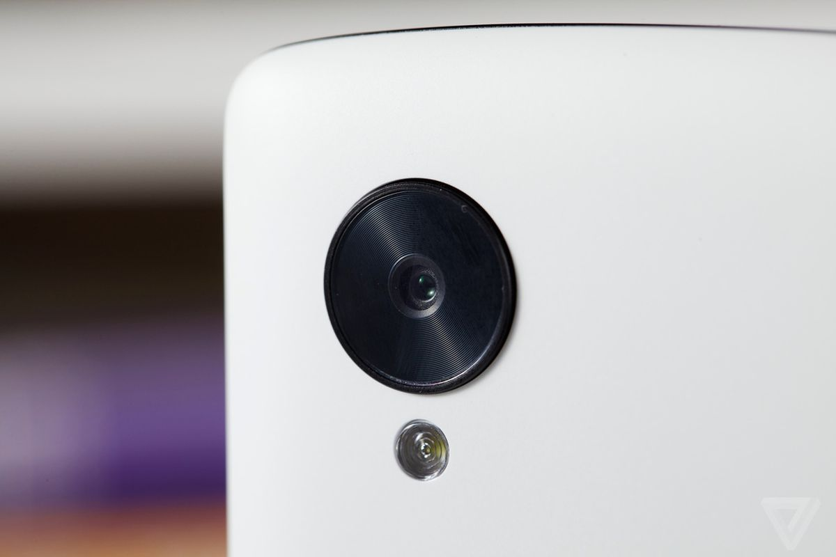 Google code reveals work on burst mode and improved face detection