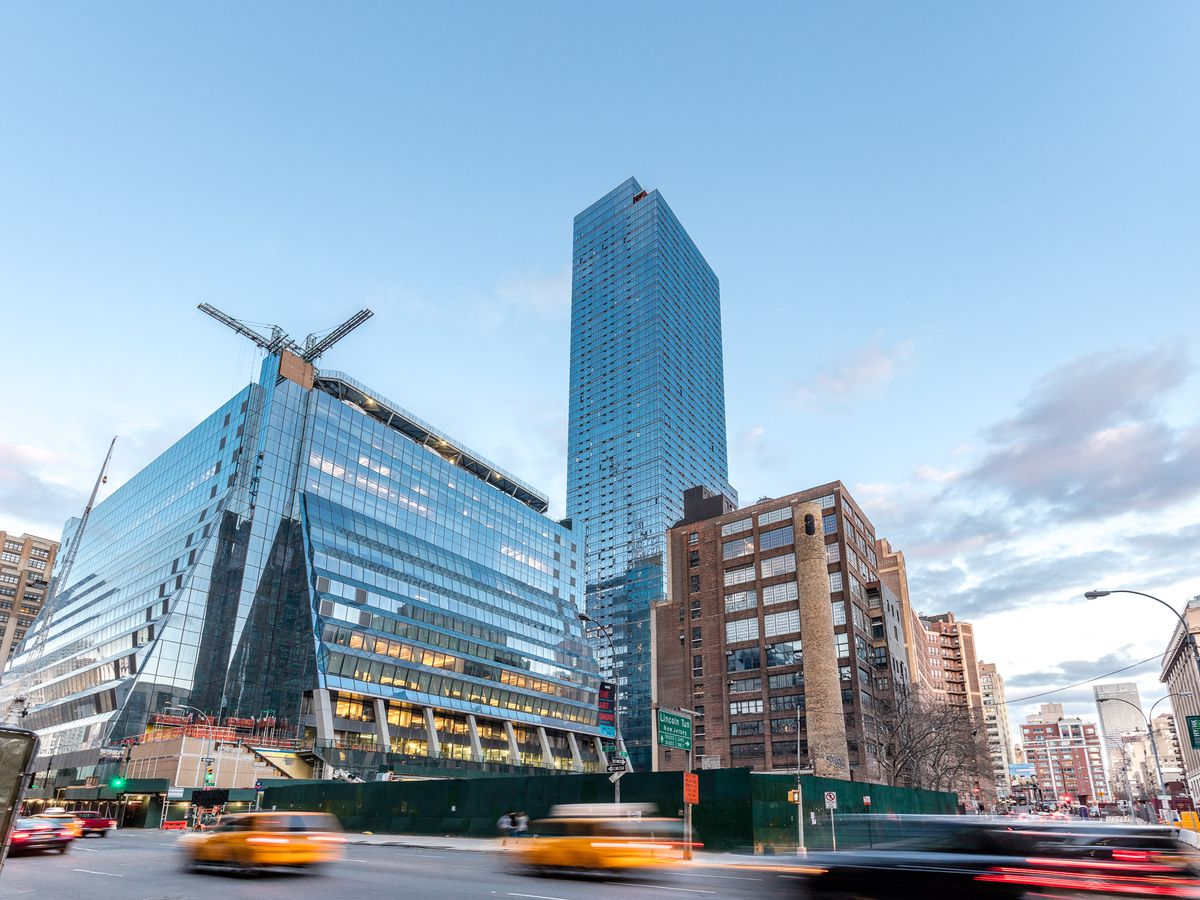 Where Amazon Google Facebook And More Are Signing Leases In Nyc