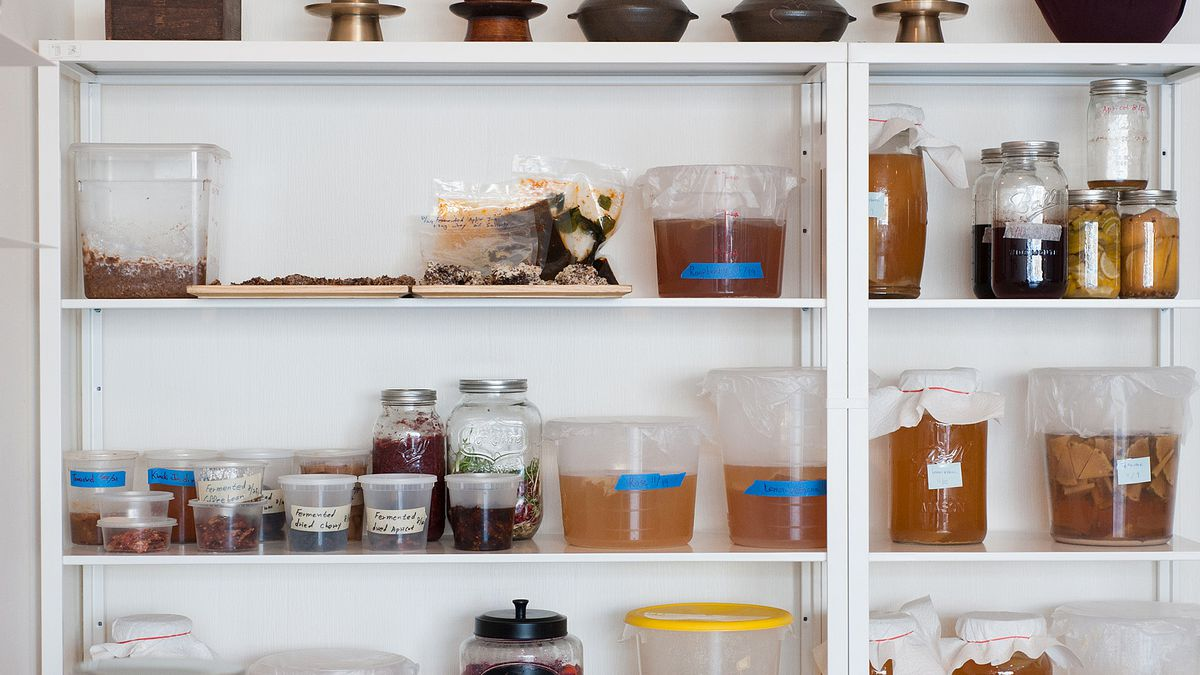 The Mad Genius Behind Baroo, a Real Life Fermentation Lab - Eater LA