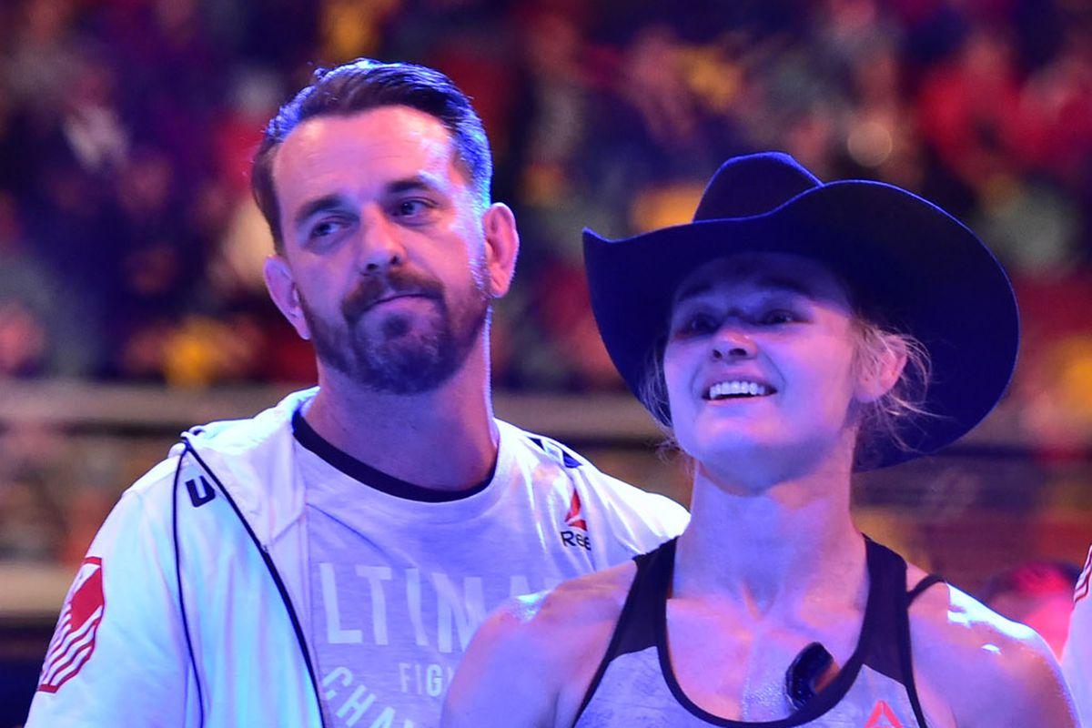 MMA: UFC Fight Night-Macedo vs Lee