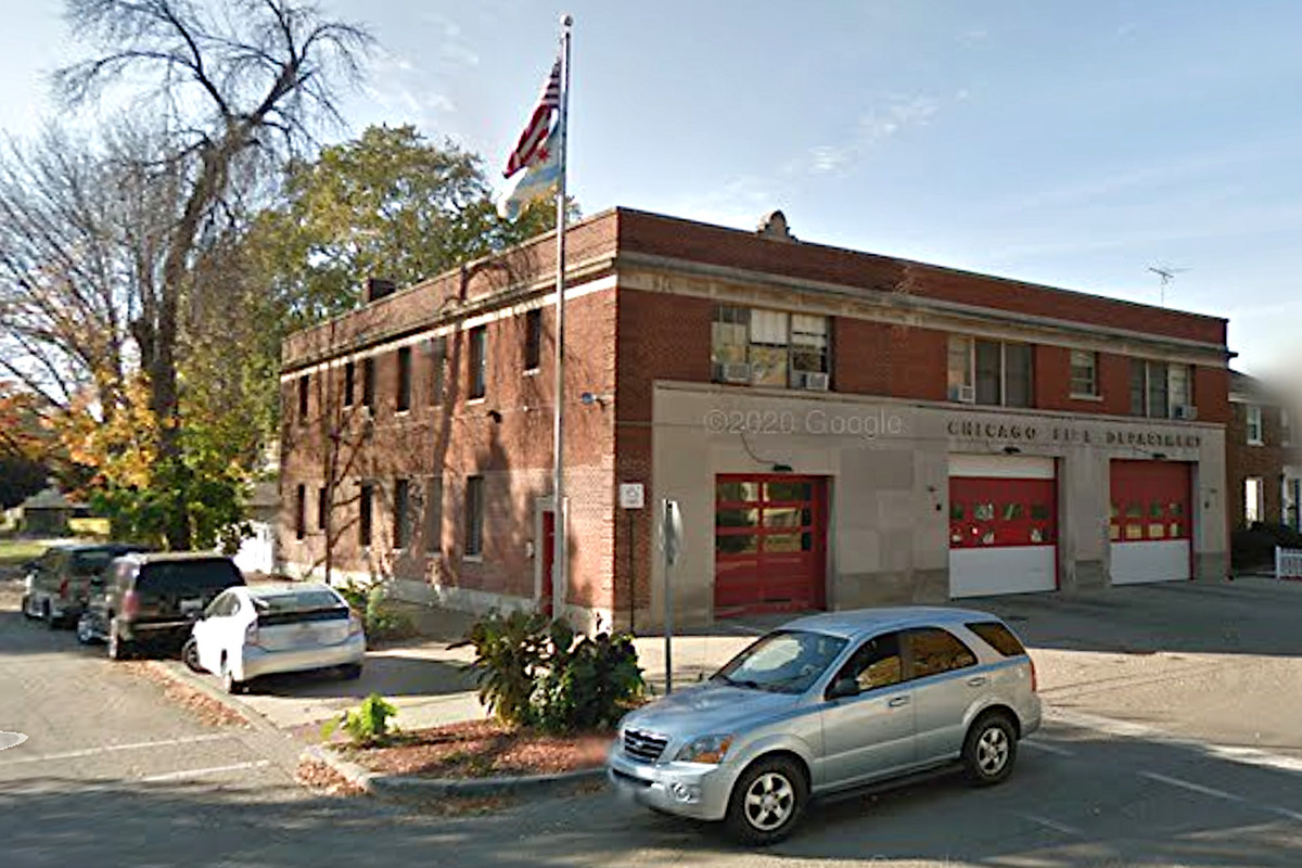 A woman ran to the Engine 81 firehouse at 10458 S. Hoxie Ave. and claimed a man poured gasoline on her and lit her on fire. She died a month later.