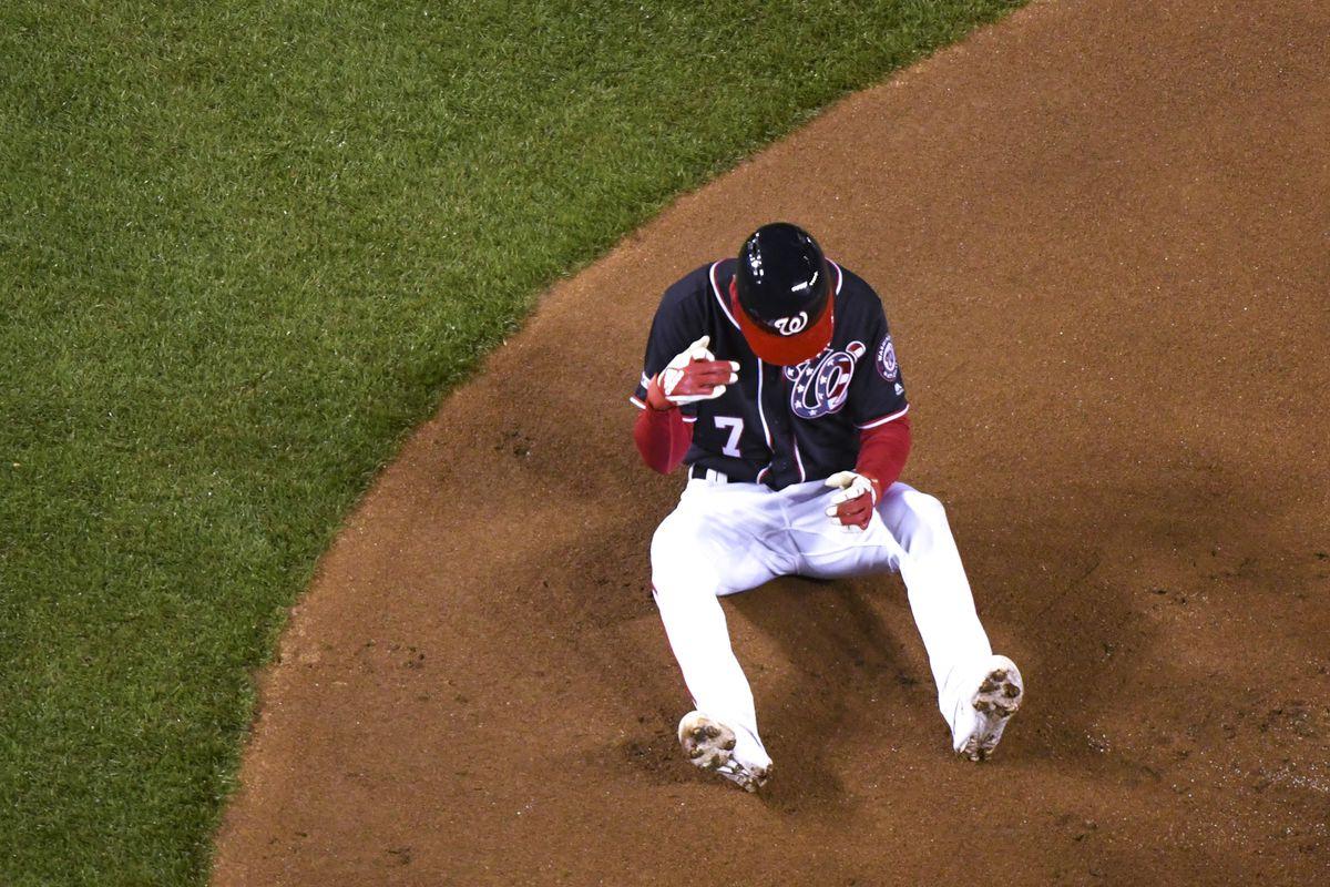 Washington Nationals News: Nationals' shortstop Trea Turner has surgery on right index finger; Nats' affiliat…