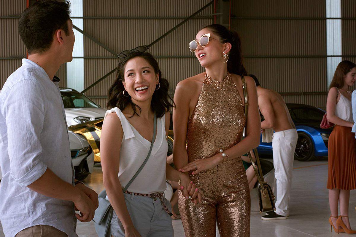 A still from Crazy Rich Asians