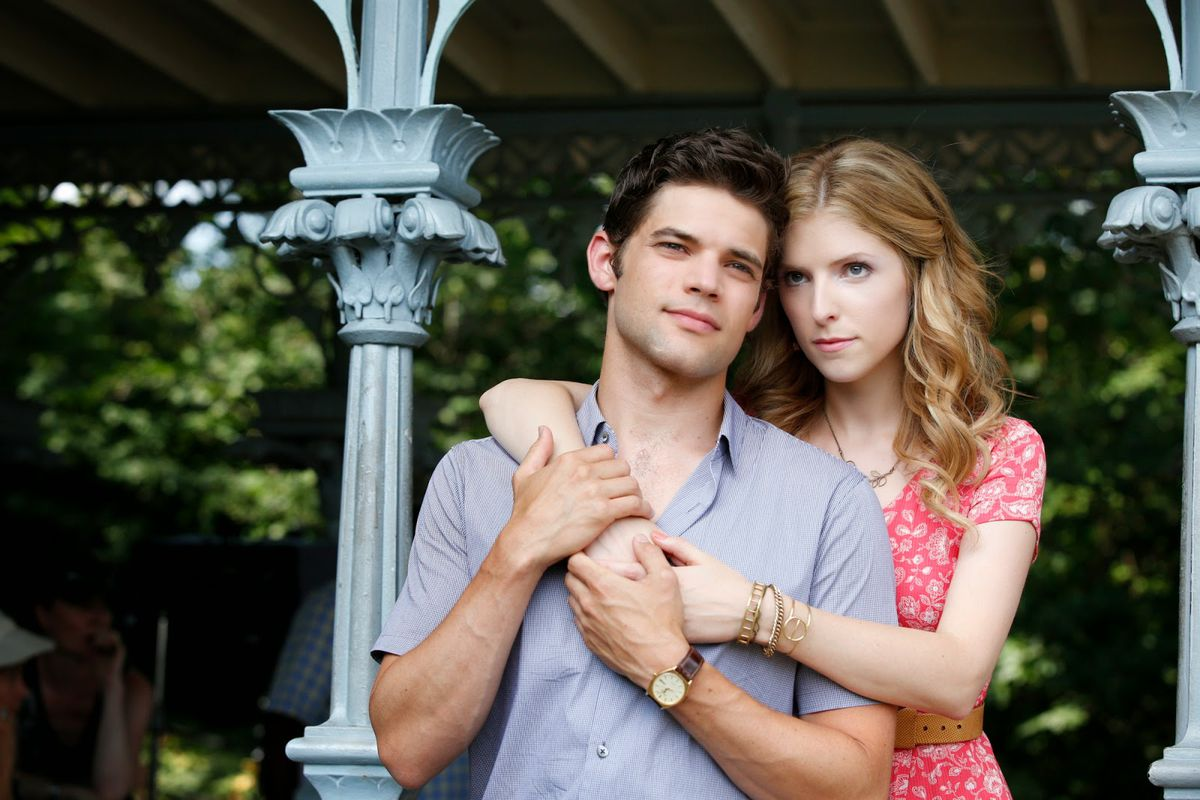 Jeremy Jordan and Anna Kendrick star in The Last Five Years.