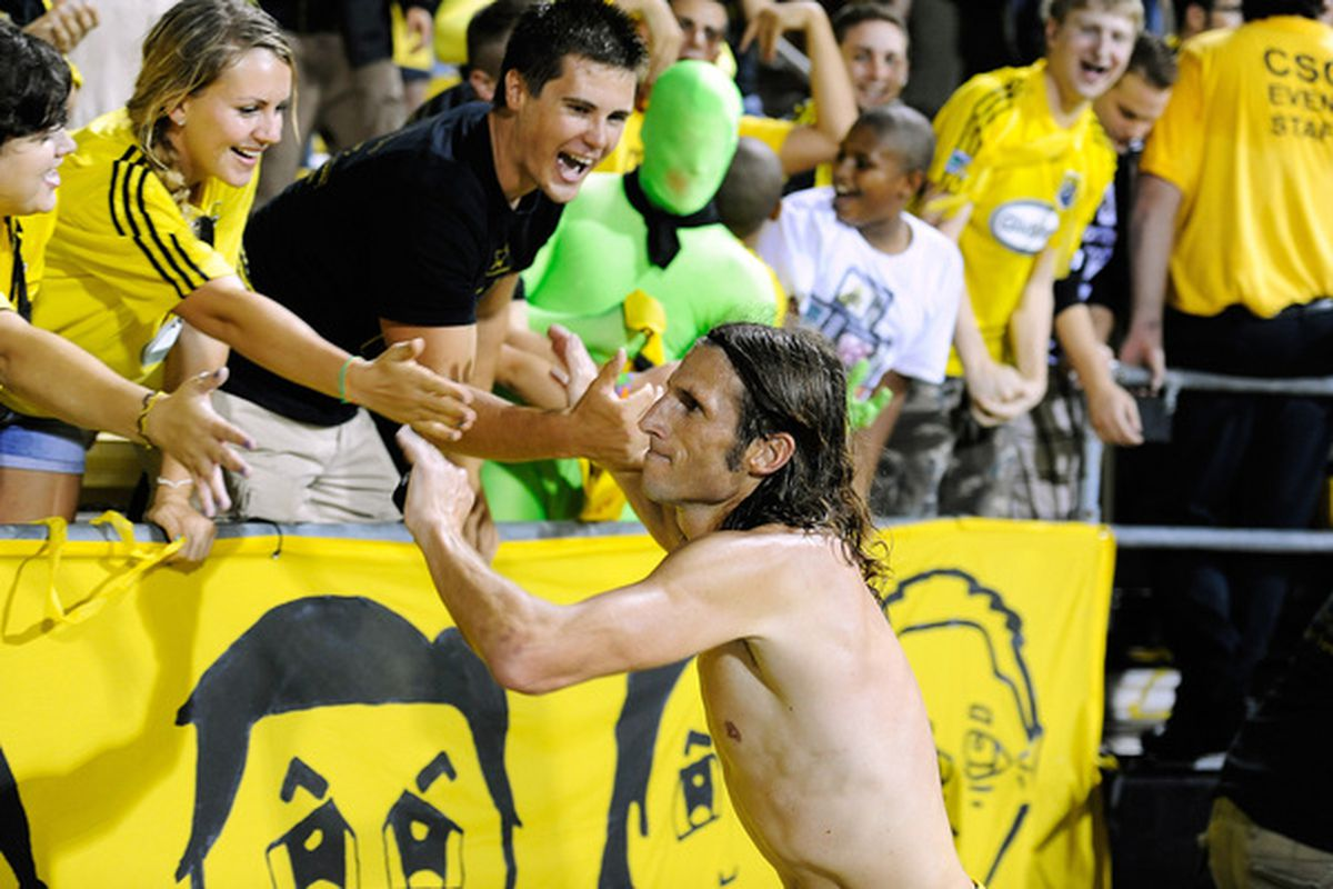 Fans love Frankie. But what can the Crew do on the field?