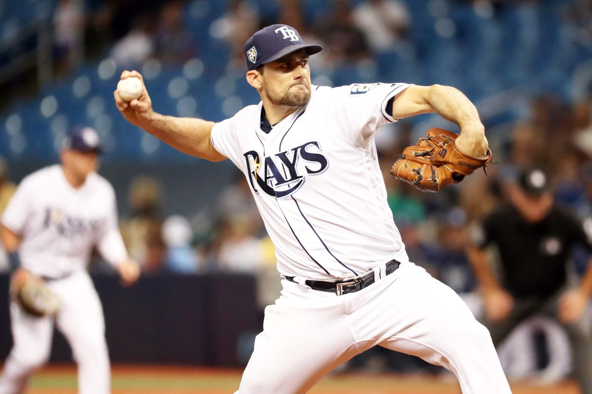Tampa Bay Rays trade RHP Nathan Eovaldi to Boston Red Sox - DRaysBay 51533ace4c2