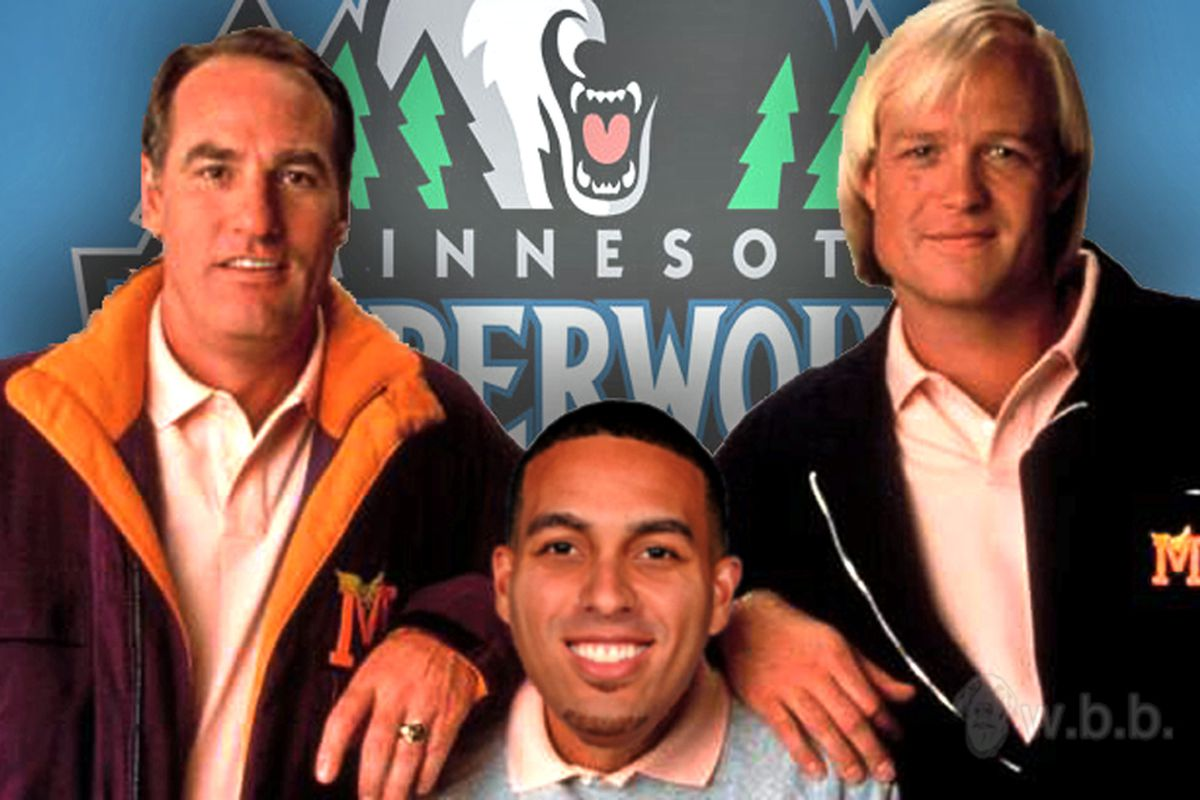 Martin heads to Minnesota, where he will be greeted with open arms by Ricky Rubio, Kevin Love, and Dauber.