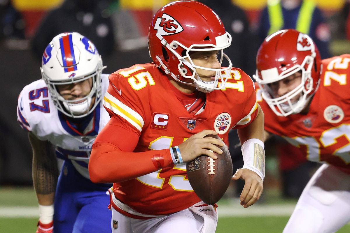AFC Championship - Buffalo Bills v Kansas City Chiefs