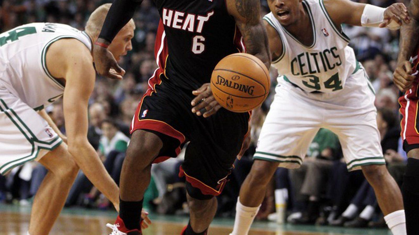 2012 NBA Playoffs, Heat Vs. Celtics: Game Six Time, TV