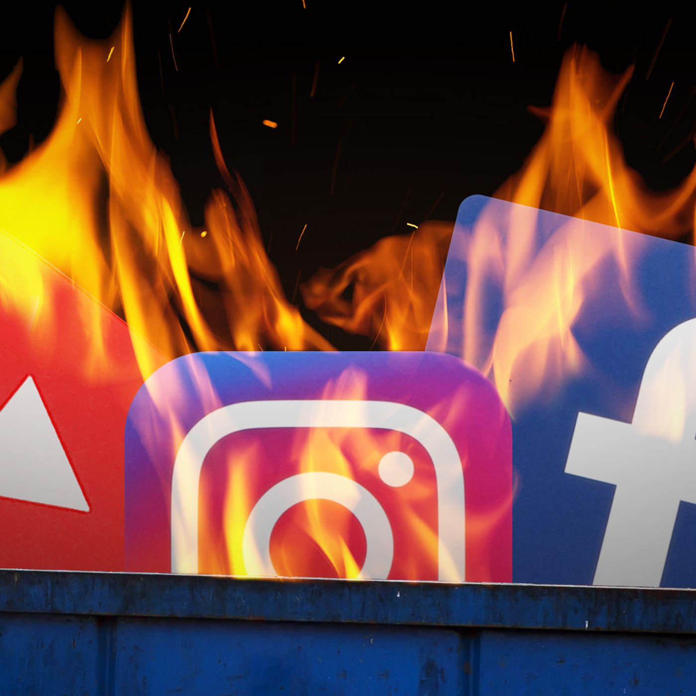 vox.com - Carlos Maza - Why every social media site is a dumpster fire