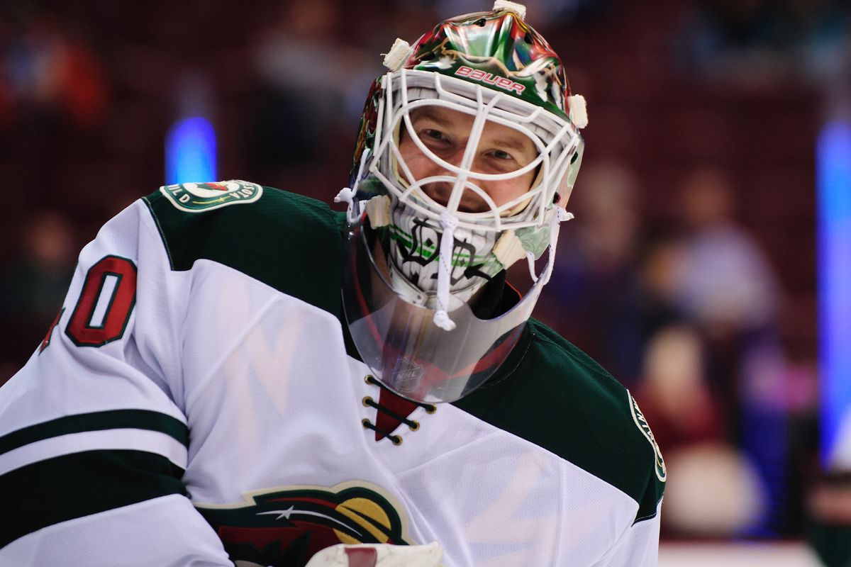 Devan Dubnyk's excited for the rest of this season, are you?