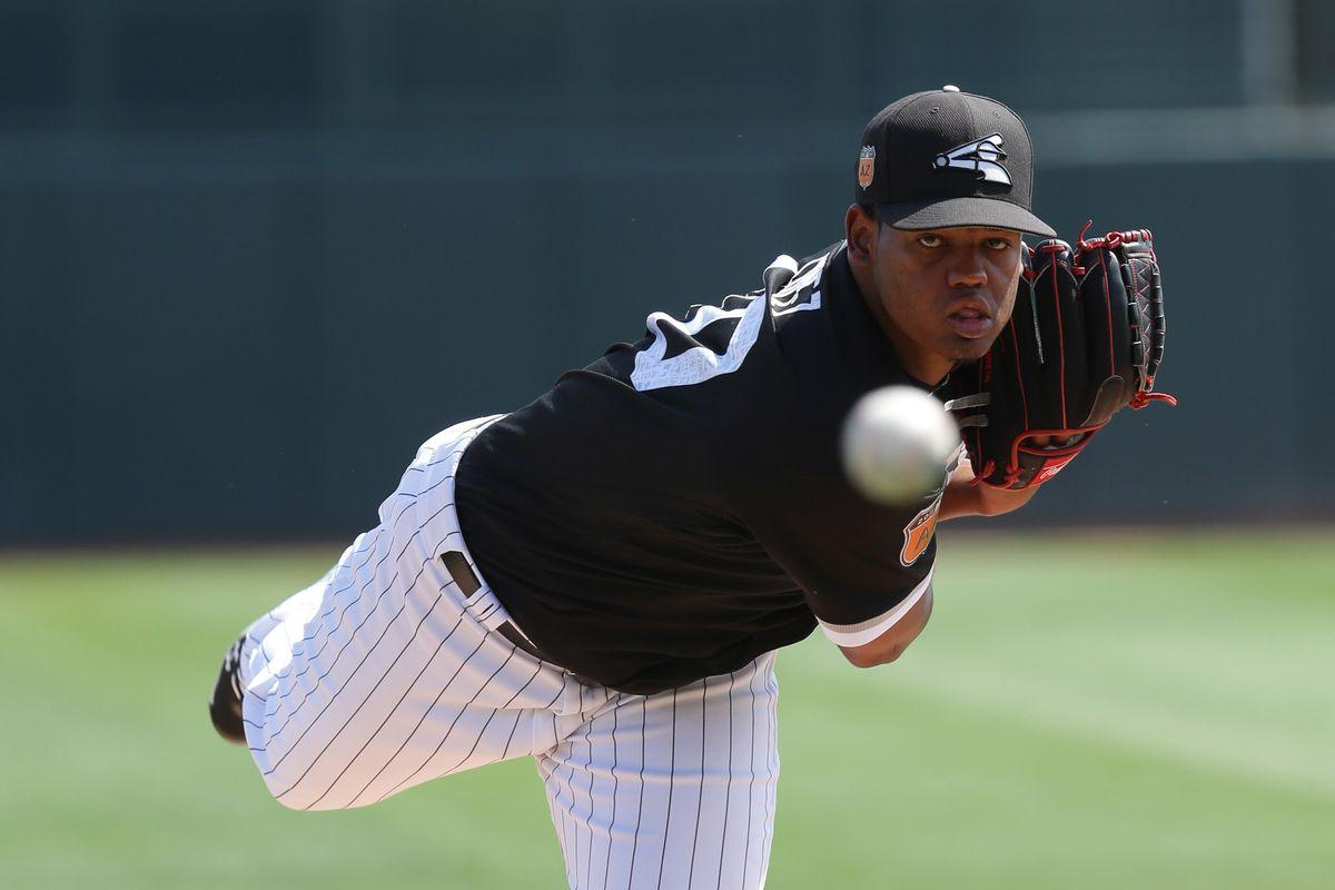 MLB: Spring Training-San Francisco Giants at Chicago White Sox