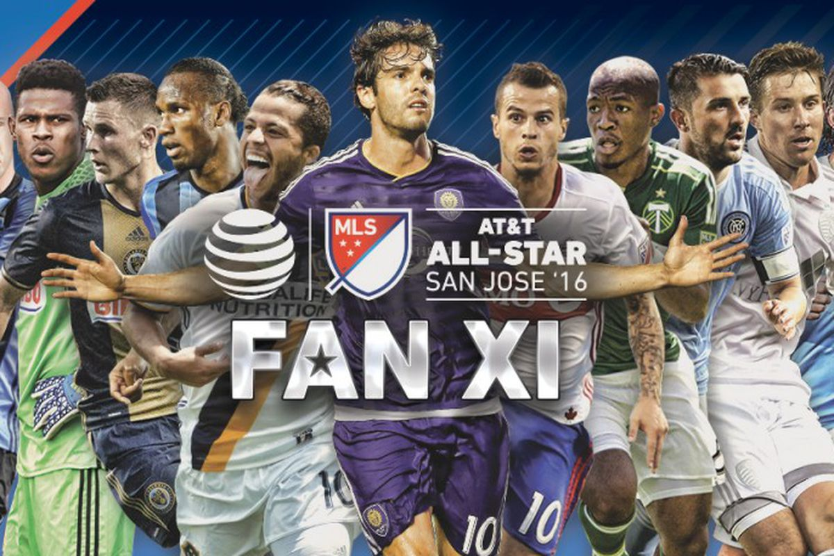 1d29cf7e4be86 Fans select star-studded MLS squad for MLS All-Star Game Fan XI