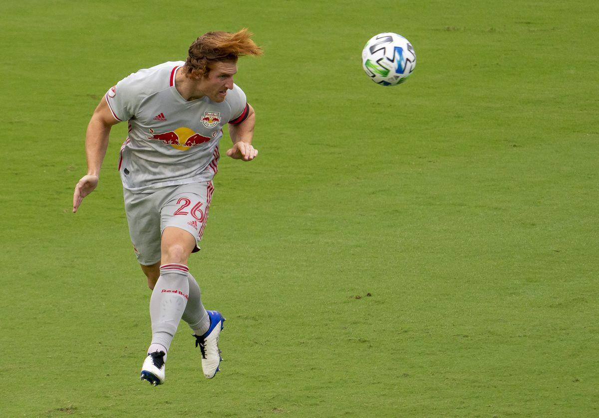 SOCCER: OCT 03 MLS - New York Red Bulls at Orlando City SC